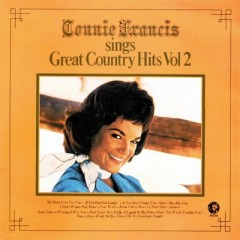 Connie Francis Sings Great Country Hits Vol 2
