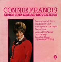 Connie Francis Sings The Great Movie Hits [RELEASED VERSION]