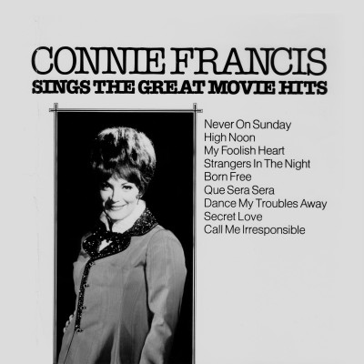 Connie Francis Sings The Great Movie Hits [UNISSUED VERSION]