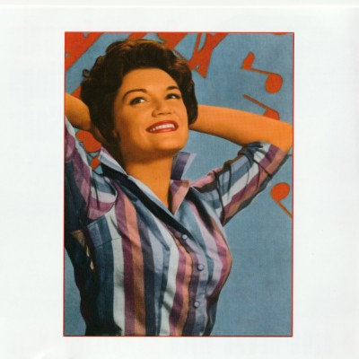 Connie Francis ‎– Sings Folk Song Favorites & Sing Along With Connie Francis